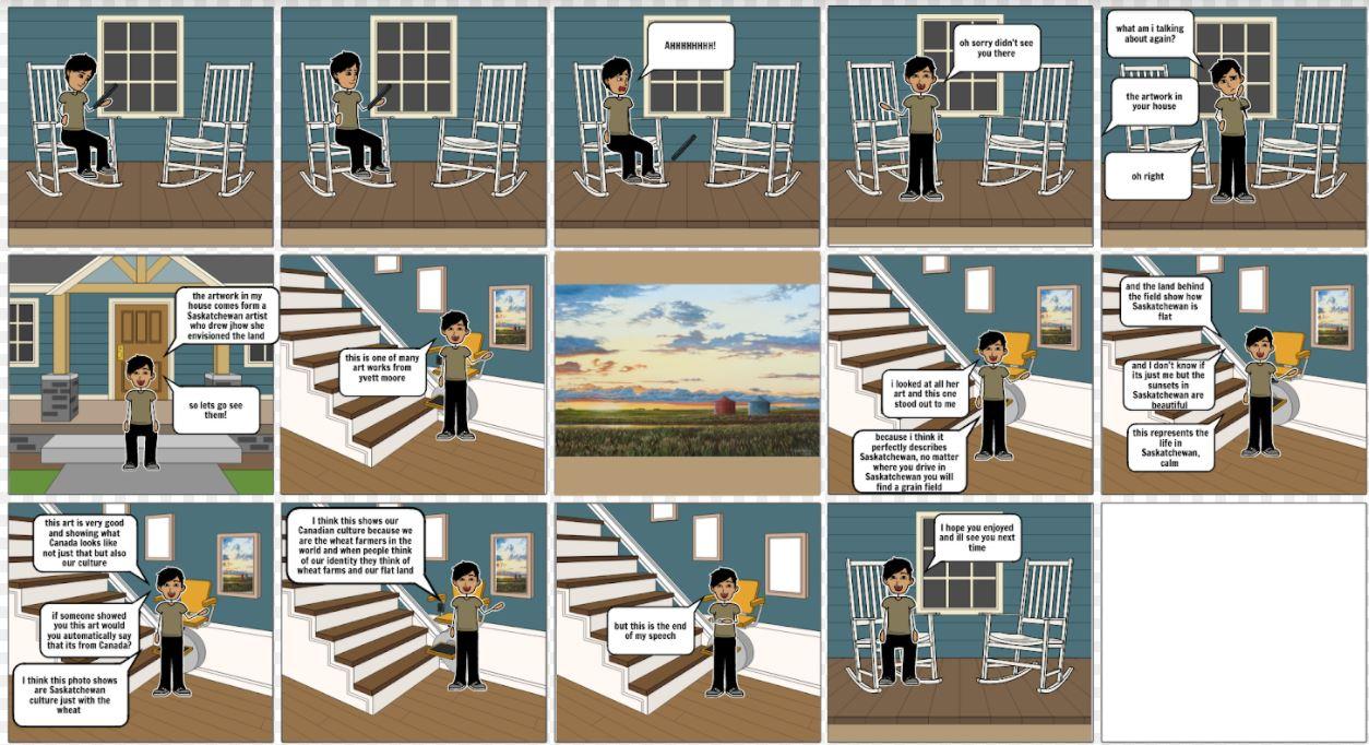 Social Assignment
