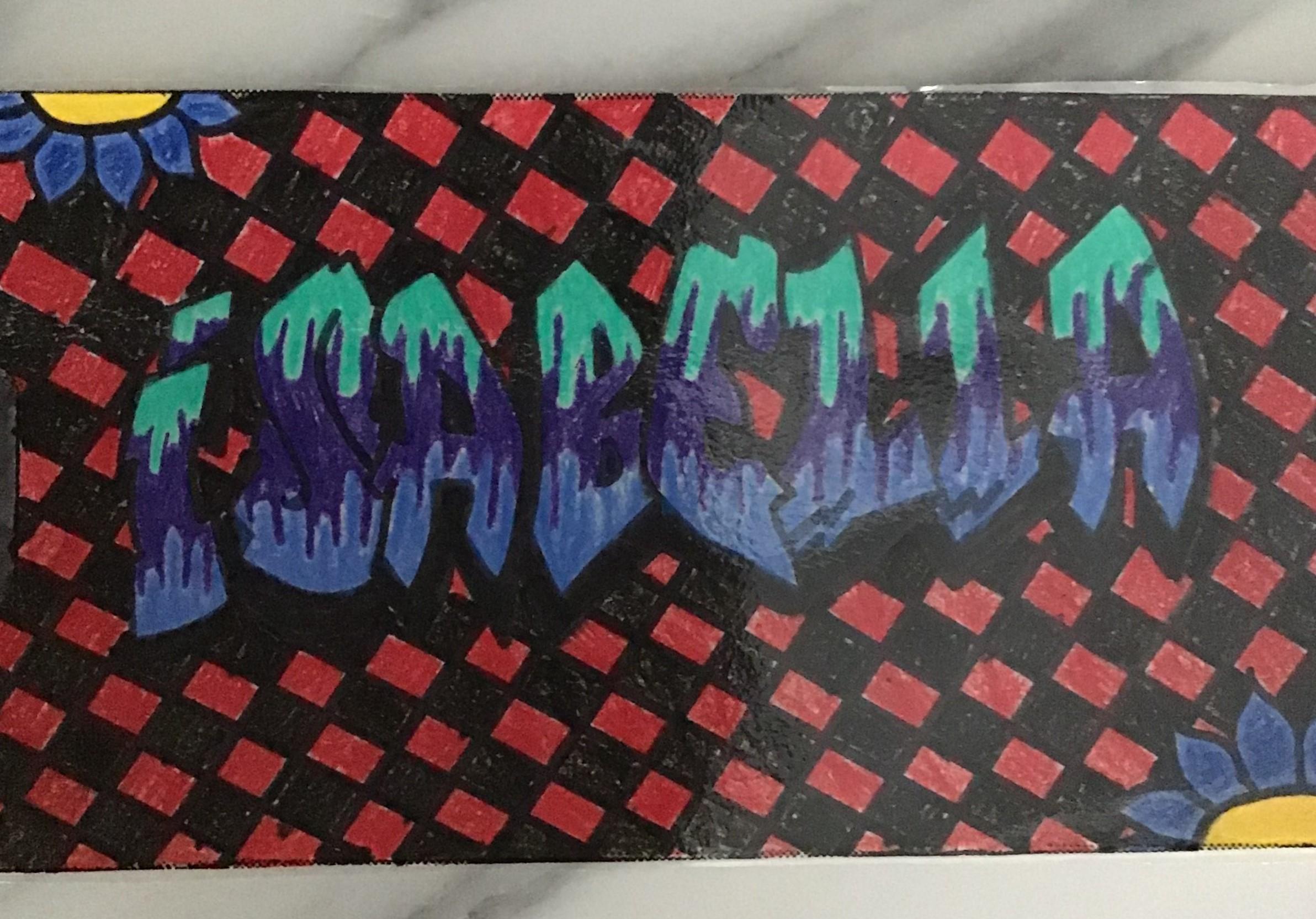 Graphic Arts – Grafitti(4)