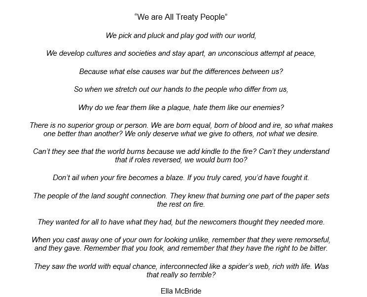 We are All Treaty People – SOC9